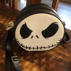 Disney Jack Skellington Crossbody Bag
